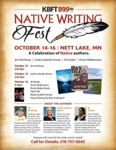 Native Writing Fest