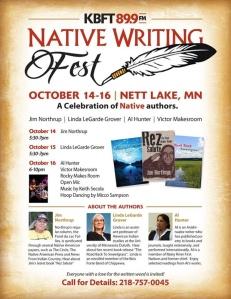 Native Writing Fest
